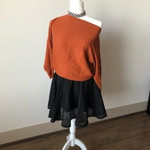 Tops - SOLD‼️ Batwing Style Soft Sweater